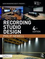 Recording Studio Design - 4th Edition