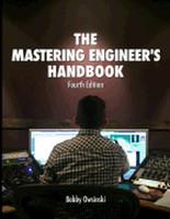 The Mastering Engineer's Handbook, 4th Edition