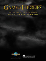 Game of Thrones (Theme) - Piano Solo Sheet Music