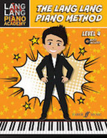 Lang Lang Piano Academy: The Lang Lang Piano Method, Level 4