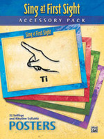 Sing at First Sight Accessory Pack