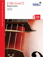 Cello Repertoire 2 - 2013 Edition