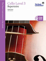 Cello Repertoire 3 - 2013 Edition