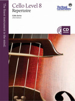 Cello Repertoire 8 - 2013 Edition VC8