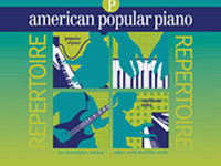 American Popular Piano - Preparatory Level – Repertoire