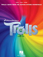 Trolls -  Music from the Motion Picture Soundtrack Songbook