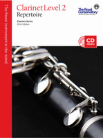 Clarinet Repertoire 2 2014 Edition WC2
