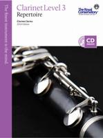Clarinet Repertoire 3 2014 Edition