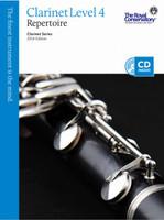 Clarinet Repertoire 4 2014 Edition