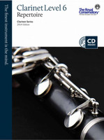 Clarinet Repertoire 6 2014 Edition