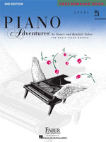 Piano Adventures® Level 2A – Performance Book – 2nd Edition