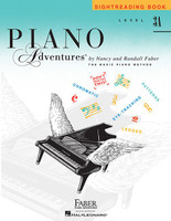 Piano Adventures® Level 3A - Sightreading Book