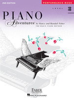 Piano Adventures® Level 3B - Performance Book - 2nd Edition