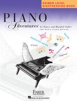 Piano Adventures® Primer Level – Sightreading Book