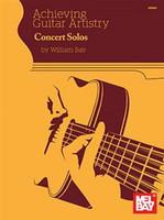 Achieving Guitar Artistry - Concert Solos