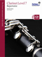 Clarinet Repertoire 7 2014 Edition