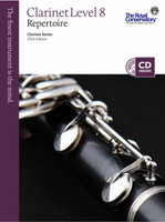 Clarinet Repertoire 8 2014 Edition