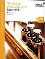 Trumpet Preparatory Level Repertoire - 2013 Edition BT0