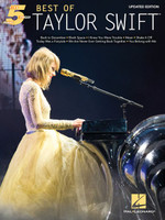 Best of Taylor Swift – Updated Edition Fiver Finger Piano