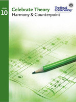 Celebrate Theory Harmony & Counterpoint 10  THR10