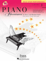 Piano Adventures® Level 1 – Gold Star Performance Book
