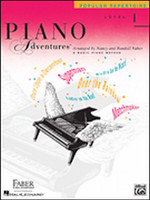 Piano Adventures® Level 1 – Popular Repertoire Book