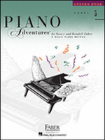 Piano Adventures® Level 5 – Lesson Book