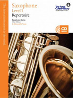 Saxophone Repertoire 1, Saxophone Series, 2014 Edition WS1