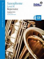 Saxophone Repertoire 4, Saxophone Series, 2014 Edition