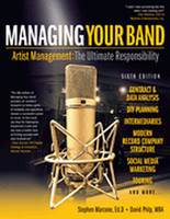 Managing Your Band – Sixth Edition