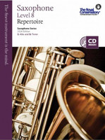 Saxophone Repertoire 8, Saxophone Series, 2014 Edition WS8