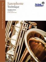 Saxophone Technique, Saxophone Series, 2014 Edition WSS2
