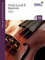 Viola Level 8 Repertoire, Viola Series, 2013 Edition VA8