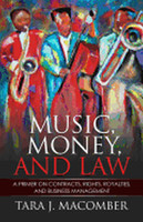 Music, Money and Law: A Primer on Contracts, Rights, Royalties, and Business Management