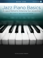 Jazz Piano Basics – Book 1