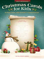 Christmas Carols for Kids - Early to Mid-Elementary Level