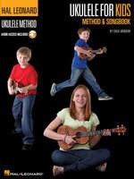 Ukulele for Kids Method & Songbook