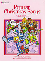 Popular Christmas Songs, Primer Level