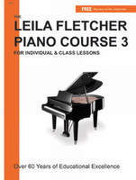 Leila Fletcher Piano Course Book 3
