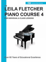 Leila Fletcher Piano Course Book 4