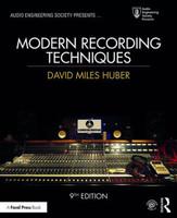 Modern Recording Techniques - 9th Edition