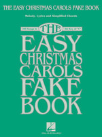 The Easy Christmas Carols Fake Book