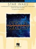 Star Wars -  Phillip Keveren Series Piano Duet