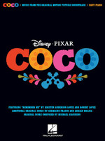 Disney/Pixar's Coco - Music from the Original Motion Picture - Easy Piano
