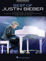 Best of Justin Bieber - Easy Piano