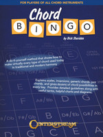 Chord Bingo - For Players of All Chord Instruments