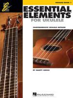 Essential Elements for Ukulele – Method Book 1