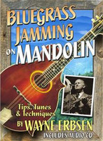 Bluegrass Jamming on Mandolin - Tips, Tunes & Techniques