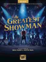 The Greatest Showman - Music from the Motion Picture Soundtrack - Easy Piano