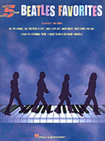 Beatles Favorites - Five Finger Piano Songbook